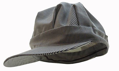 Adult Engineer Railroad Conductor Hat Size MEDIUM (Ideal Cap Company compare prices)