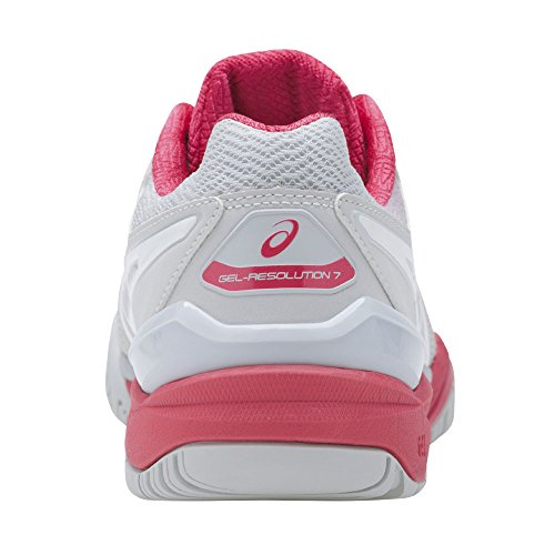 Zapatillas Para resolution Gel Gris Mujer De 7 Tenis Asics Yptxqq