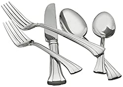 Waterford Mont Clare 1810 Stainless Steel 65-piece Set, Service For 12