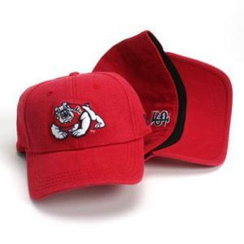 Fresno State Bulldogs New Era Hat - Foundation Cap - Small - Medium - Fresno State Bulldogs Hat Cap