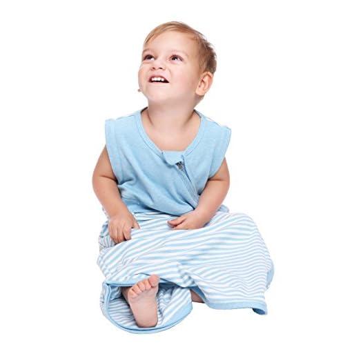 dcf3e2f6f2 LETTAS Sacos de Dormir Infatiles Bebé Niños Verano Sin de Dormir Suenos  para Recién Nacido Pijama