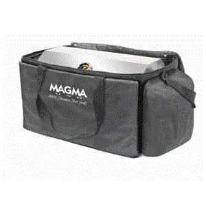 Magma Products Grill and Accessory Storage/Carrying Case (Black, 12-Inch X 24-Inch), Outdoor Stuffs