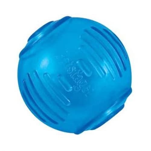 Petstages 235 Orka Tennis Ball Dog Chew and Fetch Toy