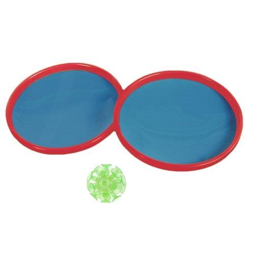 3 Piece Light Up Suction Cup Mitt & Ball (Suction Cup Ball)