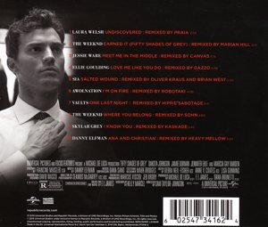 various artists fifty shades of grey remixes com music