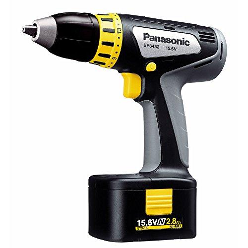 PANASONIC Cordless 15.6v Drill Driver Kit