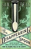 The Disappearing Spoon 1st (first) edition Text Only