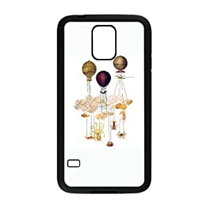 Samsung Galaxy S5 Cell Phone Case Black High in the Sky VS5368094