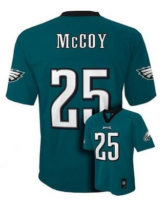 - Outerstuff LeSean McCoy Philadalphia Eagles Green Youth Jersey X-Large 18-20
