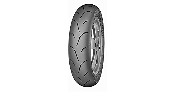Amazon.com: Mitas MC-34 Scooter Tire 130/70-12 62P RACE ...