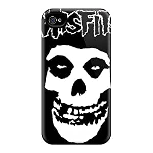 High-quality Durable Protection Cases Iphone 4/4S (misfits) by icecream design