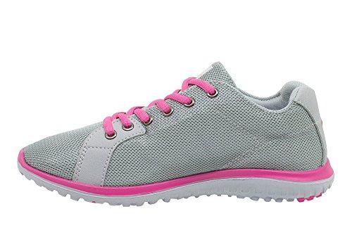 En W shoes Rose Ts103 T Mesh Chaussures Femme Pass 7XxwqEdE6