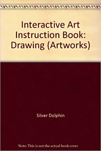 Interactive Art Instruction Book Drawing Artworks Not Available