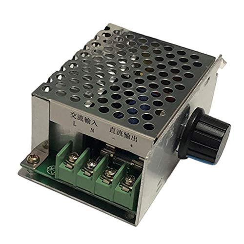PWM DC Motor Stepless Governor High Power SCR Speed Driver Board Rotation Reverse Switching Speed Motor Controller Governor (Wiring A Potentiometer To A Dc Motor)