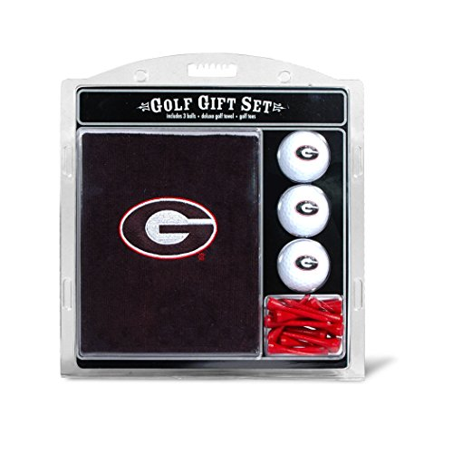 University of Georgia Embroidered Towel Gift - Golf Georgia Embroidered Bulldogs Towel