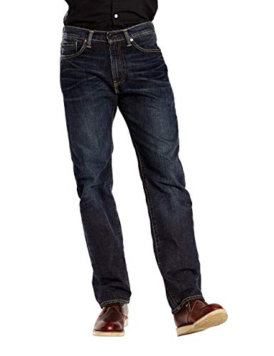(Levi's Men's 505 Regular Fit Jean, Navarro, 34x32)