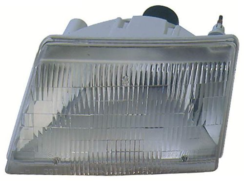 Depo 316-1117L-AS Mazda Pickup Driver Side Replacement Headlight Assembly