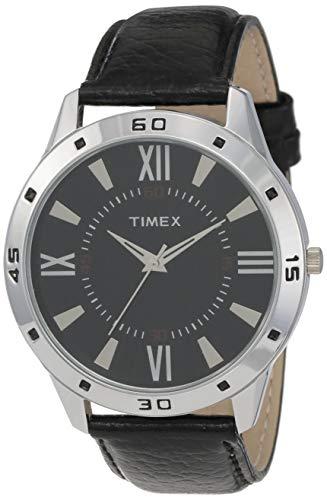 Timex Analog Black Dial Men's Watch   TW002E114