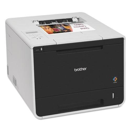 Brother HLL8350CDW HL-L8350CDW Color Laser Printer with Wireless Networking and Duplex