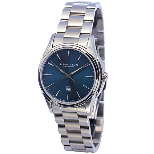 Hamilton Blue Dial Stainless Steel Ladies Watch H32315141 by Hamilton