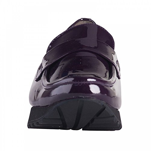 Ks FRNT s Moccasin Patent Purple H SHprzwqS