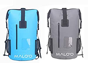 Malo'o DryPack Waterproof Backpack from Malo'o