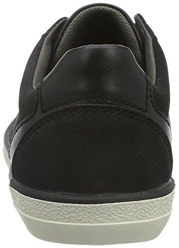 ESPRIT Damen Miana Lace Up Sneaker Schwarz (001 Black)