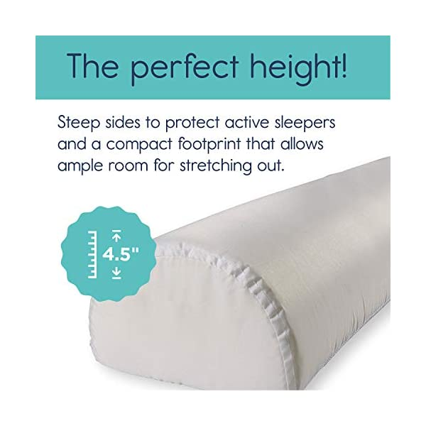 Foam Bed Bumpers, Bed Rails for Toddlers 3