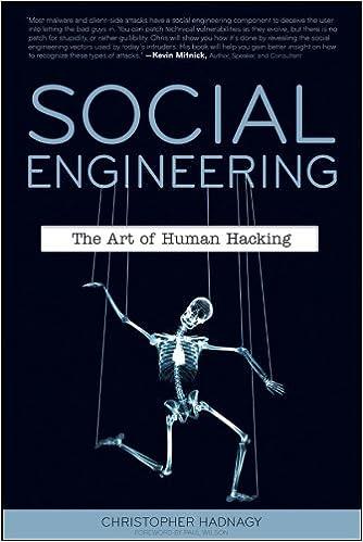 Amazon Com Social Engineering The Art Of Human Hacking Ebook