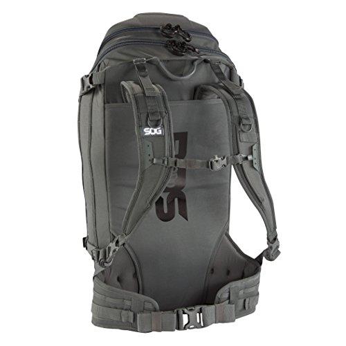 SOG Seraphim Backpack CP1006G Grey, 35 L by SOG (Image #1)