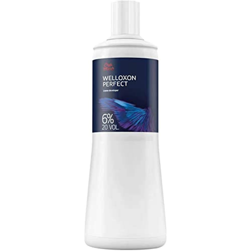 Welloxon Perfect Creme Developer 20 Vol. 6% 33.8oz