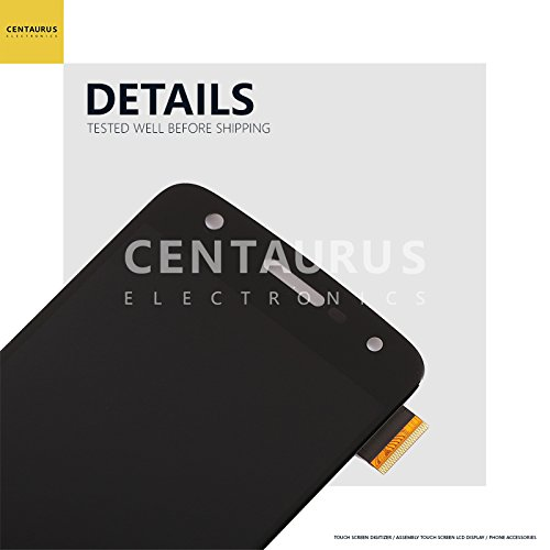 USA Black For Motorola Z Play Droid XT1635-01 XT1635-02 New Assembly LCD Display Touch Screen Digitizer by centaurus (Image #4)