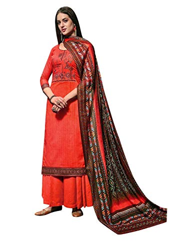 Embroidered Salwar Suit - 6