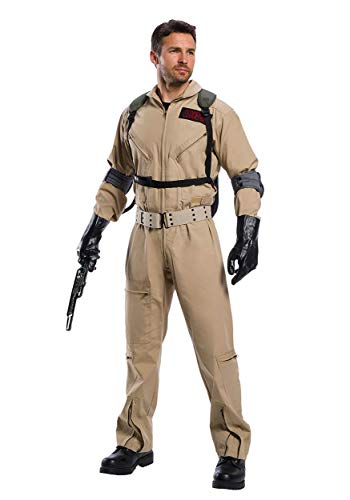 Ghostbusters Costumes For Men - Premium Ghostbusters Mens/Womens Costume Large