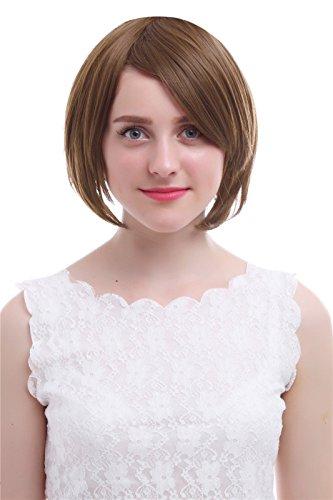 Nuoqi Anime Sasha Cosplay Brown Hairs Clip on Ponytail Coaplay Wigs - Aot Sasha Costume