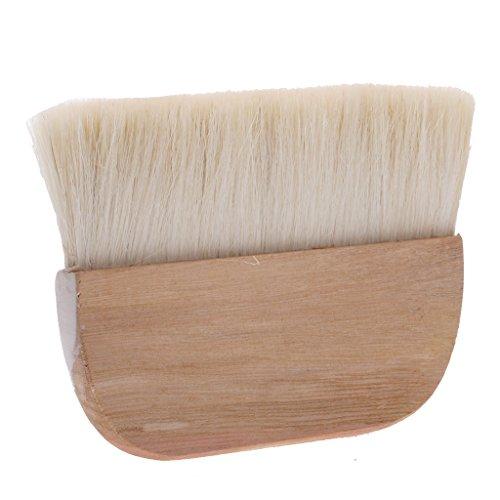 - MagiDeal 1 x Wide Goat Hair Brush Wall Paint Varnish Brush Plasterers Paint Brush
