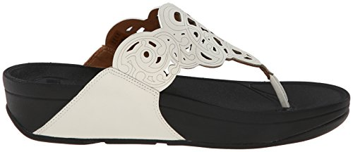 Fitflop Flora Urban Flip Women's White Flop r1r8Y