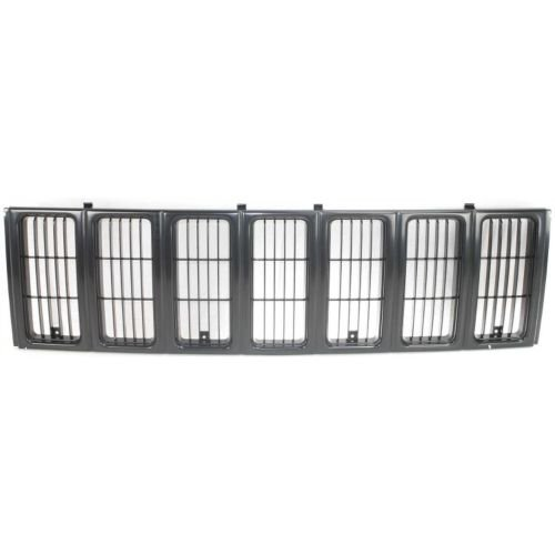 Make Auto Parts Manufacturing Grille Plastic Material For Jeep Cherokee 1997-2001 - CH1200208