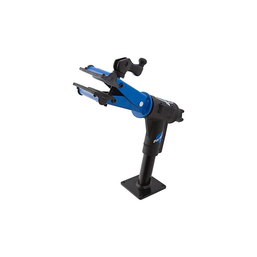 Park Tool Home Mechanic Bench Mount Repair Stand PCS 12