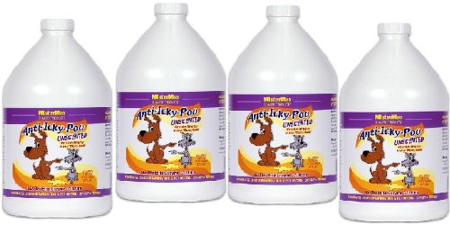 MisterMax ANTI ICKY POO ''UNSCENTED'' (4) GALLONS by Mister Max