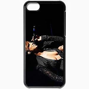 diy phone casePersonalized iphone 6 4.7 inch Cell phone Case/Cover Skin Keri Hilson Singer Scene Microphone Light Blackdiy phone case