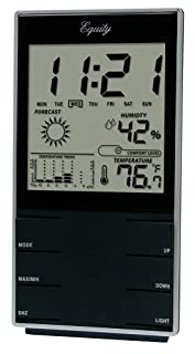 Equity by La Crosse 30220 Desktop Temperature Station (B003U6YR00) | Amazon price tracker / tracking, Amazon price history charts, Amazon price watches, Amazon price drop alerts