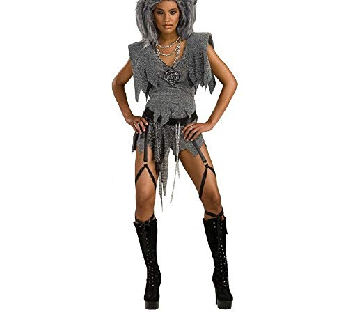 Mad Max Costume Adult Aunty Entity Tina Turner Halloween Fancy Dress