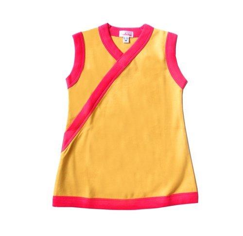 Loralin Design OMD6 Girl Tunic Top44; 6-12 Months