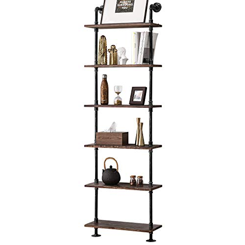 Top book shelf for wall living room