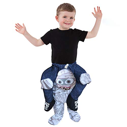 Mummy Piggyback Costume Toddler ()