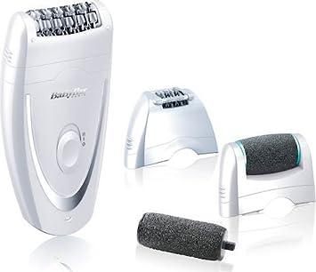 BaByliss g804e afeitadora eléctrica: Amazon.es: Salud y cuidado ...