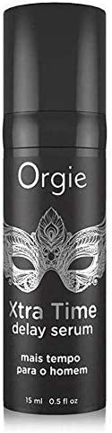 Orgie Xtra Time - Delay Serum besonders für empfindliche Eichel, 15 ml
