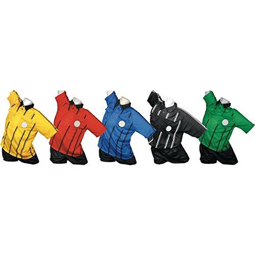 Kwik Goal Premier Referee Jersey, Yellow, Youth Large