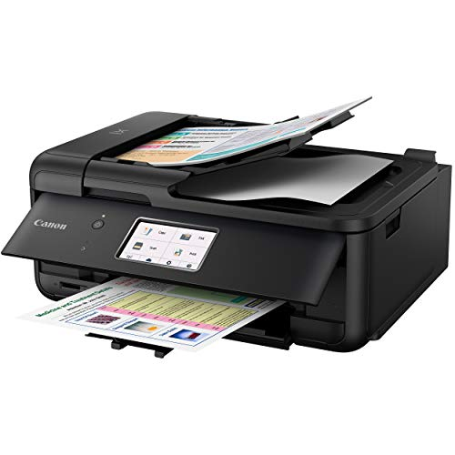 Canon PIXMA Wireless All-in-One Printer TR8520 with Printer Essentials Bundle and More by Beach Camera (Image #6)
